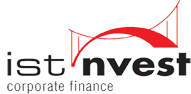 ISTNVEST.com Corporate Finance and Asset Management Services Website Logo.